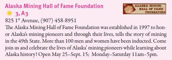 Alaska Mining Hall of Fame