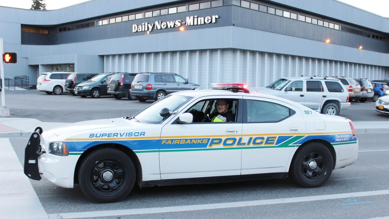 police car_amber courtney photo