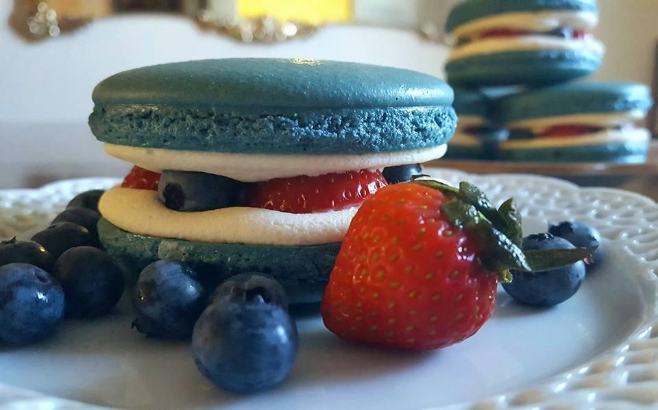 French Macaron_Kitchen Vixen