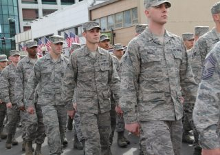 Spring & Military Parade 284